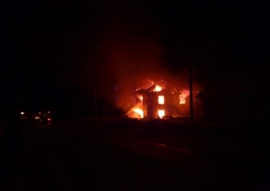 На пепелище в поселке Мари-Турек найдено тело второго погибшего
