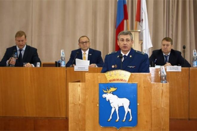 Прокуратура РМЭ высказала своё мнение относительно деятельности экс-мэра Павла Плотникова