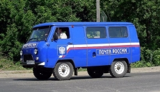 Неизвестные в масках расстреляли автомобиль Почты России