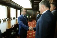 Андрей Толмачев награждён Благодарственным письмом Президента России
