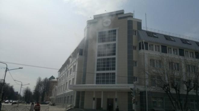 Региональное МВД прокомментировало ЧП, произошедшее в здании Управления внутренних дел
