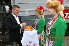 Олег Тактаров впервые в Марий Эл