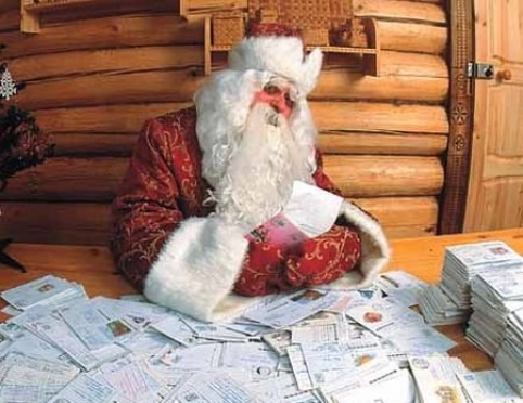 В Марий Эл будет работать ящик «депутатского» Деда Мороза