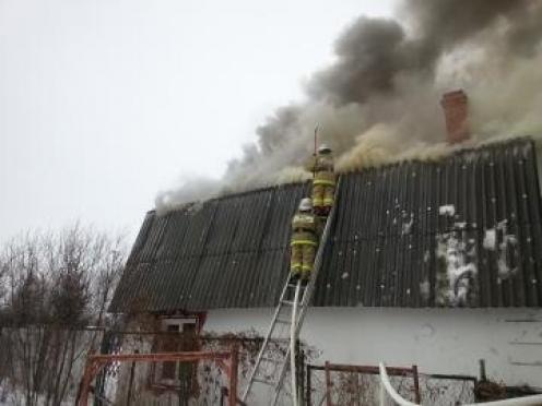 Два пожара произошли в Марий Эл за минувшие сутки