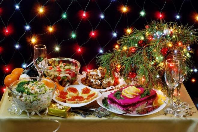 Росстат обсчитал новогодний стол россиян