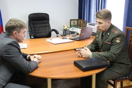 Ракетная дивизия наладит контакт с кадетскими классами и военно-патриотическими клубами