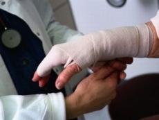 Гололедица напомнила о себе травматологам Йошкар-Олы