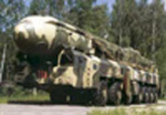 В Марий Эл военные блокировали федеральную трассу