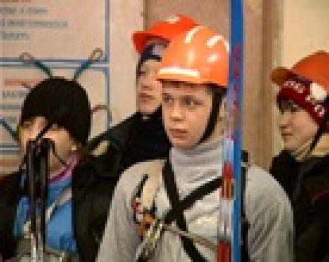 На лыжах, да через марийские овраги. Что есть туристкое многоборье?
