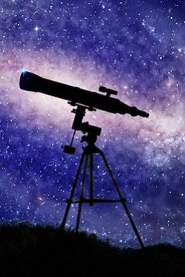 Вечер тротуарной астрономии «Бульвар астрономов» постер
