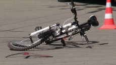 В Йошкар-Оле в дорожно-транспортном происшествии пострадала женщина-велосипедист