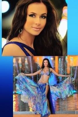 Мастер-класс от звезды арабского танца Латифы постер