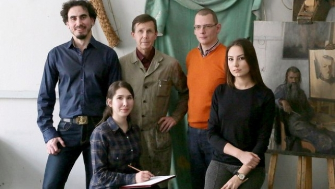 В Музее изобразительных искусств открывается выставка «Валерий Чеботкин и ученики»