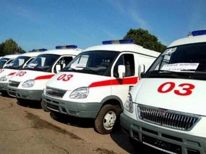 В Марий Эл пришли 32 санитарных автомобиля