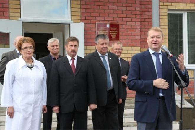 В сентябре в Куженерском районе откроются новая школа и новый ФАП