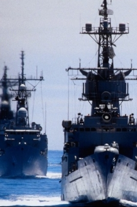 День Военно-Морского Флота постер