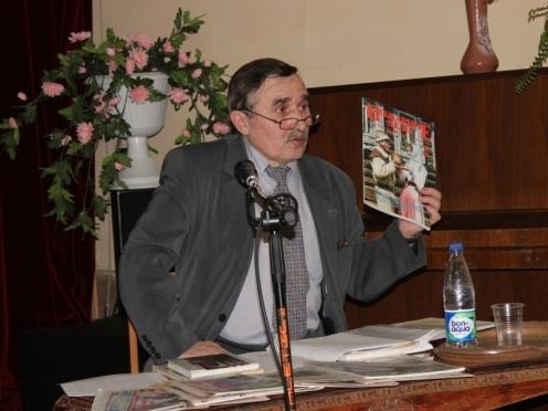 Книга, вышедшая тиражом 360 экземпляров, была официально презентована в Йошкар-Оле