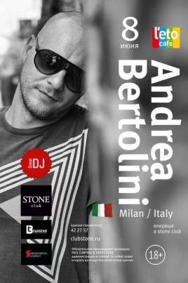 Andrea Bertolini (Milan) постер