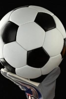 Мини-футбол в школу постер