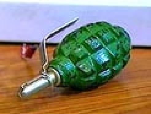 В Йошкар-Оле боевые гранаты сдают вместе с ломом цветных металлов