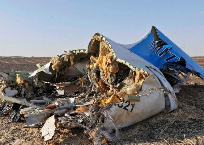 Египетское министерство гражданской авиации: доказательств теракта на борту А321 нет