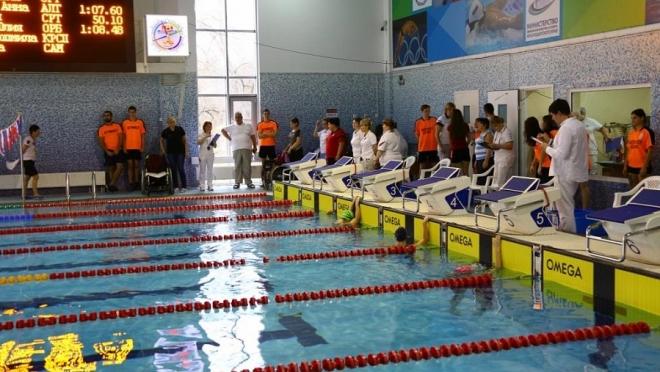 Владимир Половкин выиграл «серебро» на Чемпионате России по плаванию среди ЛИН