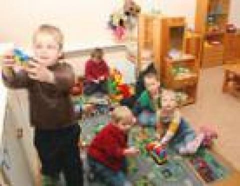 Правительство Марий Эл помогает родителям оплачивать пребывание малышей в детских садах