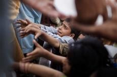 Ростовское МЧС регулирует поток беженцев с Украины