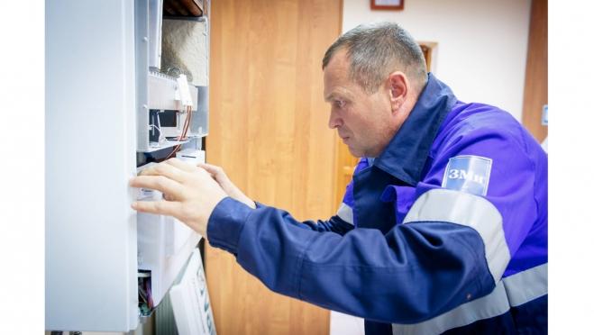 Газовики обращают внимание на осторожность при использовании газового оборудования в холода