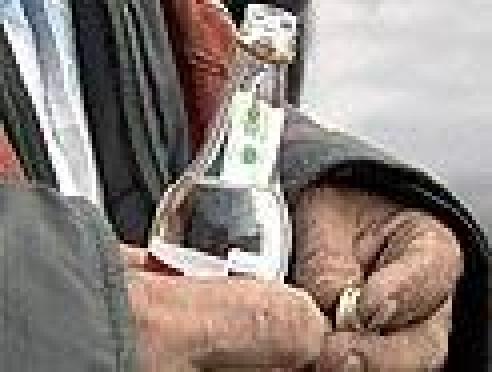 Житель Мари-Турекского района (Марий Эл) травил односельчан суррогатным алкоголем