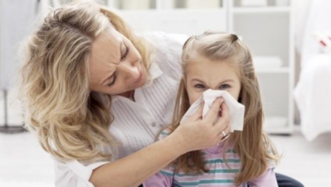 В межсезонье растёт число простудных заболеваний среди детей