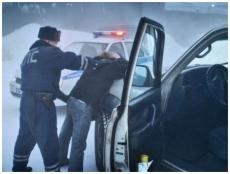 В Йошкар-Оле задержаны автоугонщики по «горячим следам»