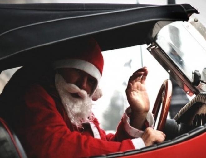 На чем будут ездить йошкаролинцы в новогоднюю ночь