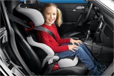 Детей до 12 лет хотят пересадить в детские удерживающие кресла