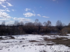 На реках Марий Эл начался ледоход
