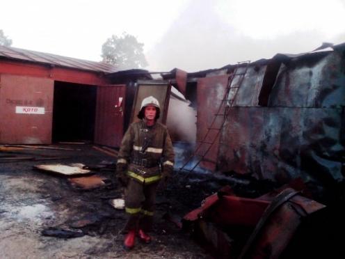 В Йошкар-Оле произошло четыре пожара за сутки