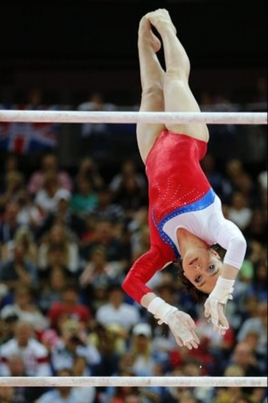 Всероссийские соревнования  по спортивной гимнастике постер