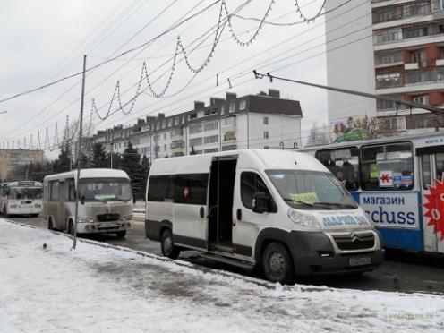 В Марий Эл общественный транспорт оснастят видеорегистраторами