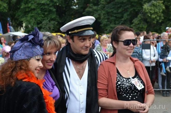 В субботу Козьмодемьянск отпразднует Всероссийский фестиваль сатиры и юмора «Бендериада 2015»