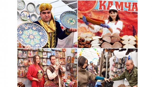 В Йошкар-Оле открылась одна из лучших ярмарок России