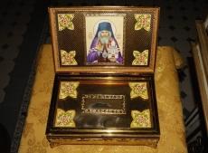 Православные верующие Марий Эл встречают святой ковчег