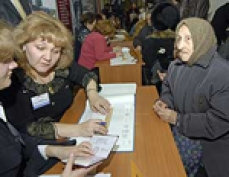 В Марий Эл число проголосовавших на выборах президента Российской Федерации приблизилось к 60%