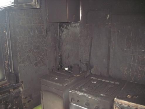 Невыключенная мультиварка стала причиной пожара