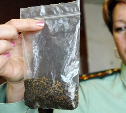 Сотрудники УФСКН изъяли у жителя Марий Эл более килограмма наркотиков