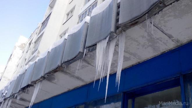В Марий Эл на смену морозам идёт оттепель