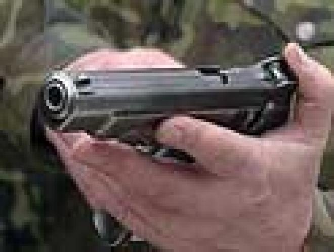 """В столице Марий Эл сотрудник ППС """"пропил"""" свое табельное оружие"""