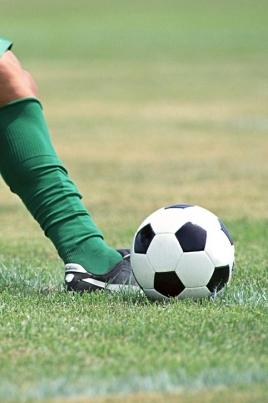 Турнир по мини-футболу среди футбольных арбитров постер