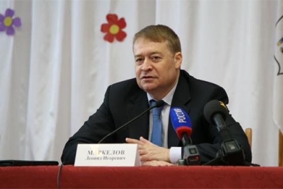 Леонид Маркелов сохранил свои позиции в рейтинге эффективности губернаторов