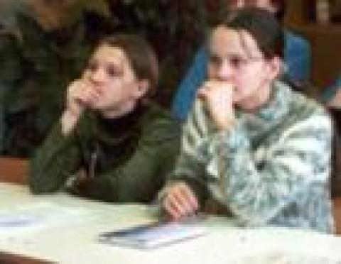 Лучшими экологами Марий Эл признаны сельские школьники