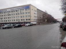 В пятницу перекроют центр города для движения автотранспорта